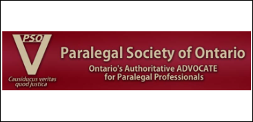 Paralegal Cup at the Paralegal Society of Ontario