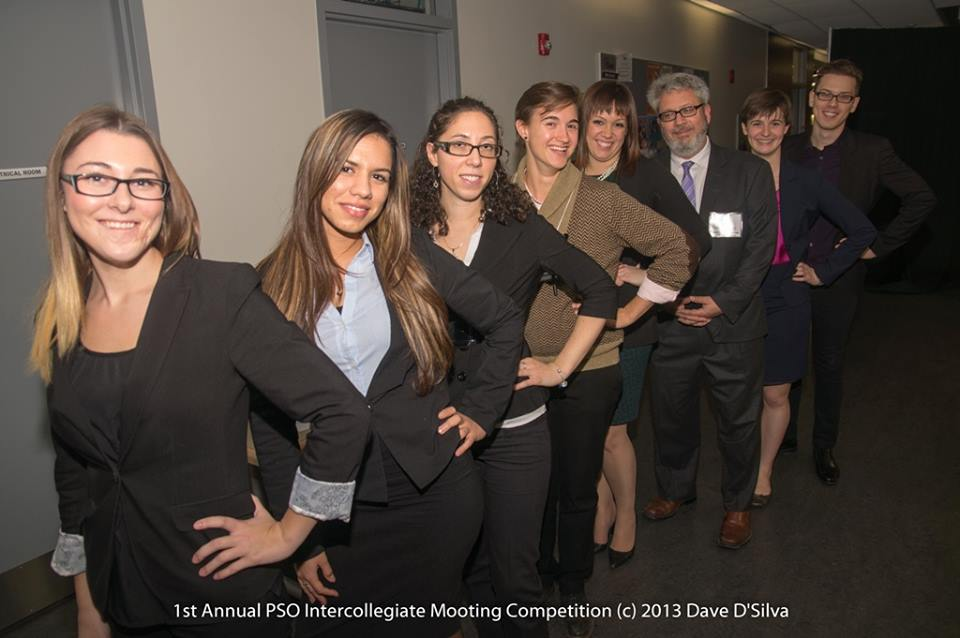 2013 Paralegal Cup Formal Dinner