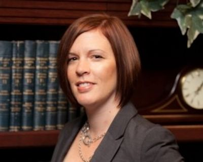 Michelle Haigh - 2014 Paralegal Cup Formal Dinner Special Guest Speaker