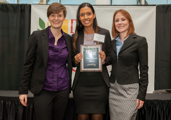 2015 Paralegal Cup 4th Top Distinguished Oral Advocate Award, Anoop Kalsi - Seneca College