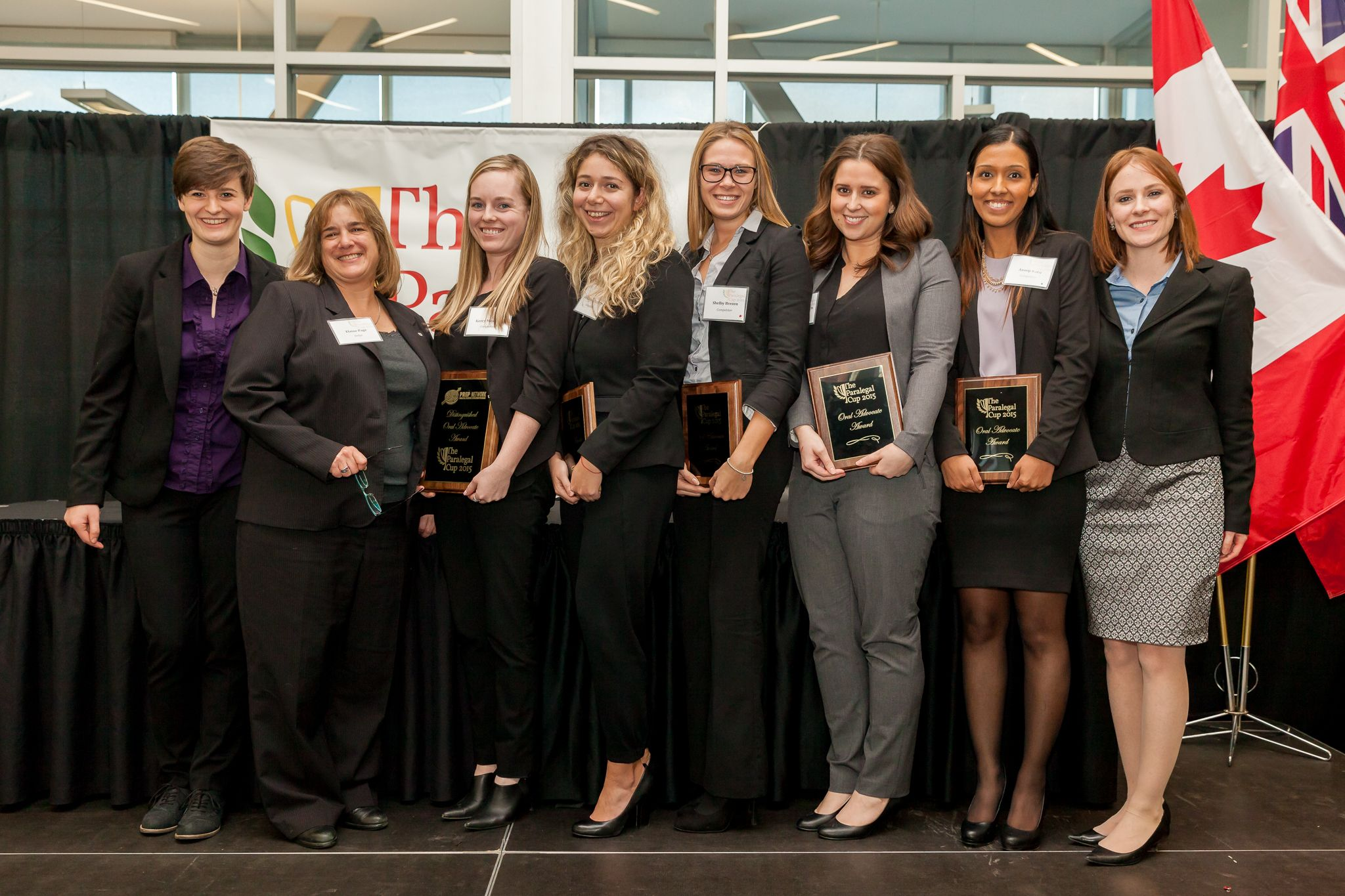 2015 Oral Advovate Award Winners