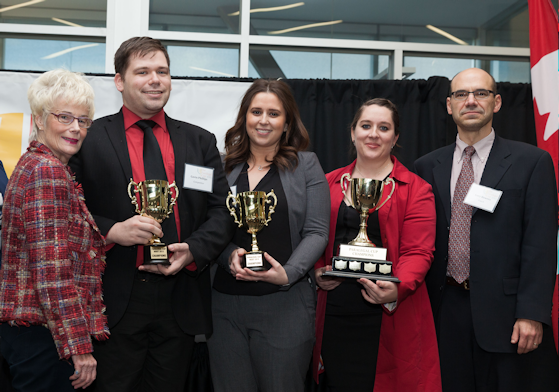 2015 Paralegal Cup Moot Champs